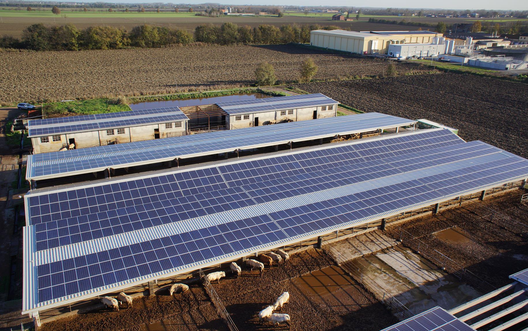 Menabex Solar Power Plant