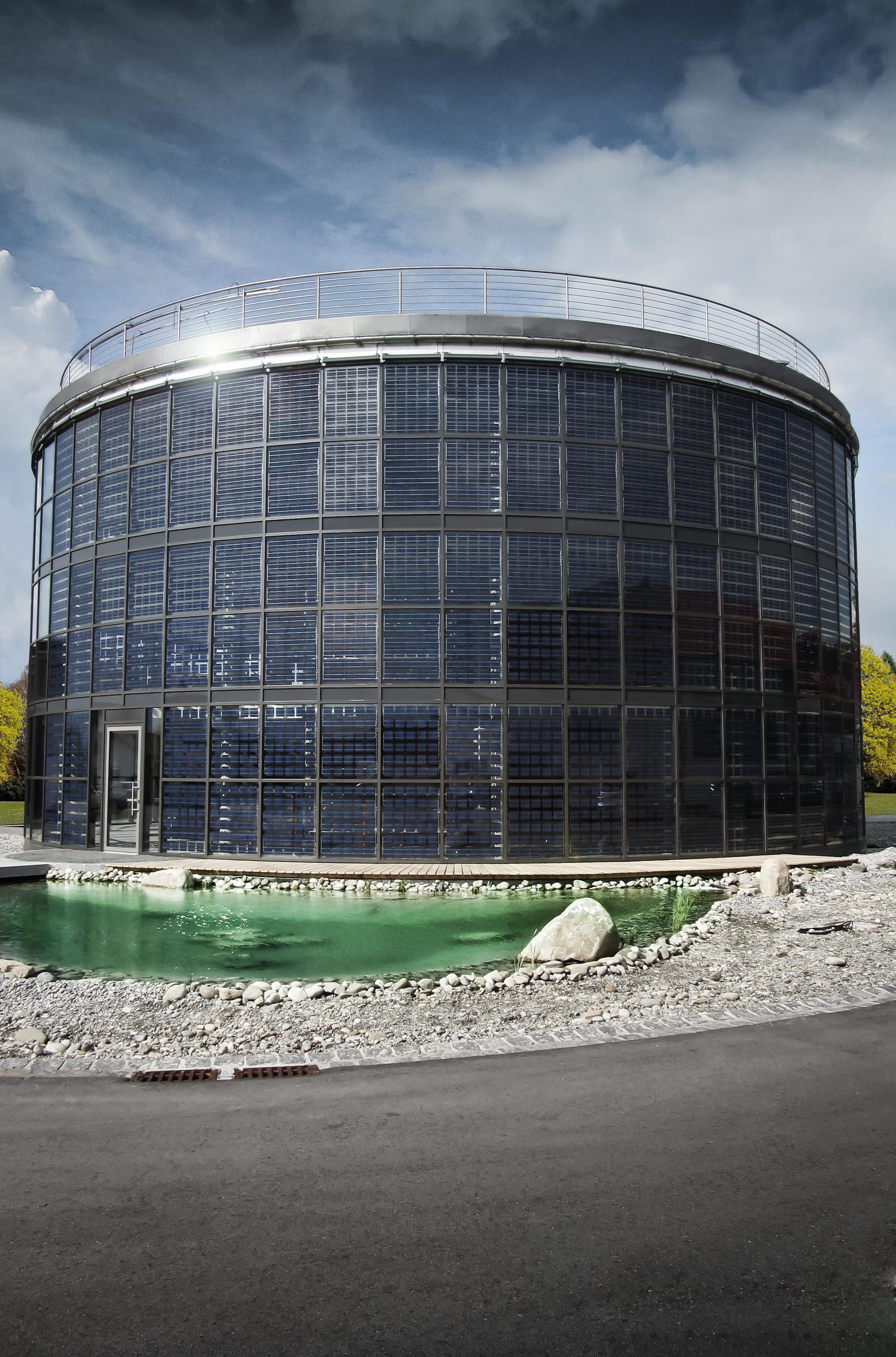 Menabex Building Integrated Photovoltaic Bipv